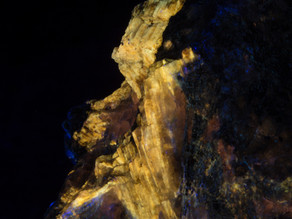 Unique Sorensenite - Fluoresces Yellow Under Longwave