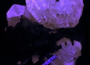 Apatite from Llallagua, Bustillos Prov, Potosi Dept, Bolivia