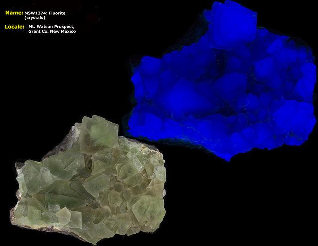 Fluorite - Grant Co. New Mexico