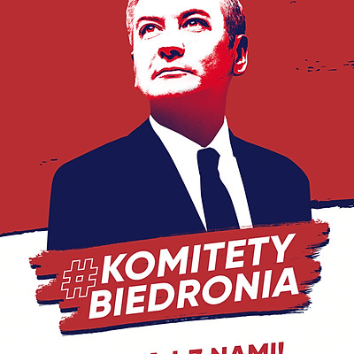 Robert Biedron, candidate for the President of Poland