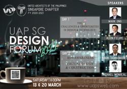 UAPS Forum - Poster