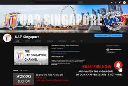 UAPSG Youtube Poster