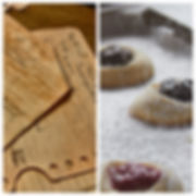 thumbprint and recipe page.JPG