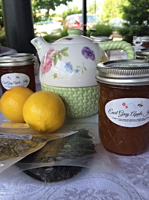 Earl Grey Apple Jelly