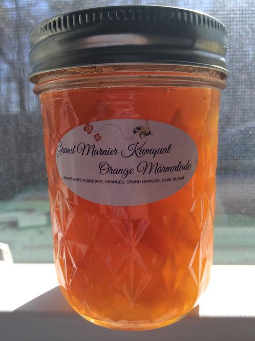 Kumquat Marmalade w/Grand Marnier