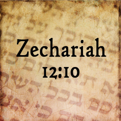 Zech 12:10 GP