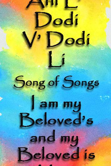 I am my Beloved's GP