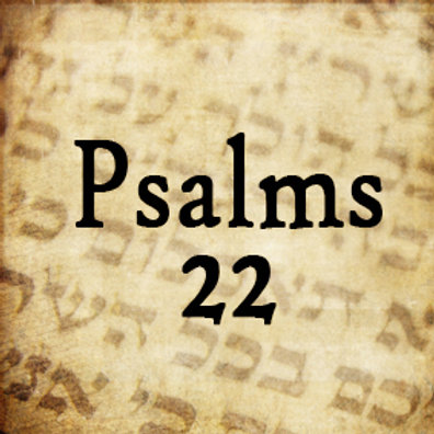 Psalms 22 GP