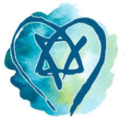 Jewish Heart-Watercolor