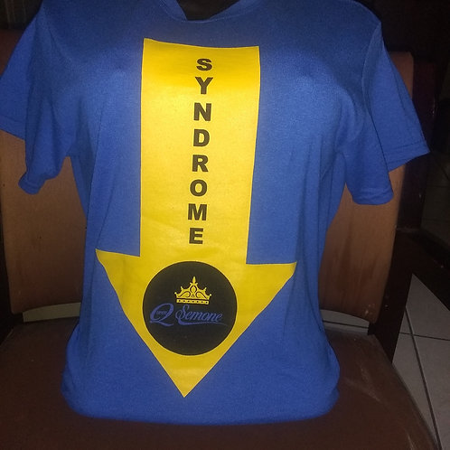 Queen Semone T-shirt Blue