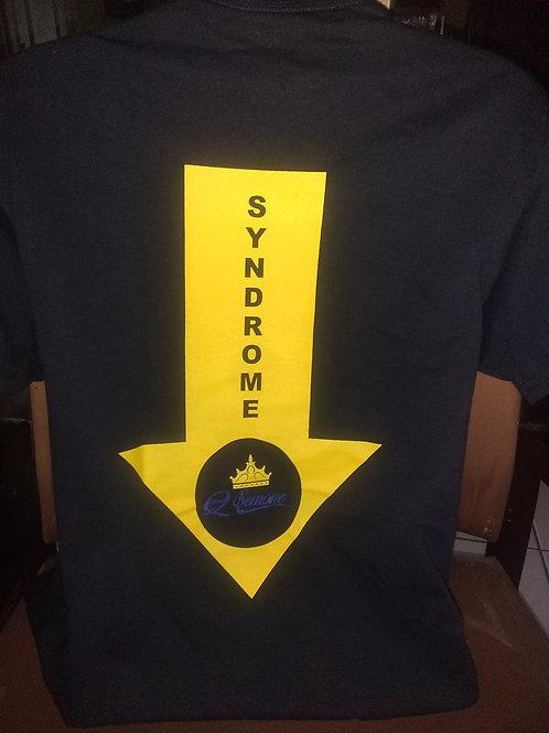 Queen Semone T-shirt Black
