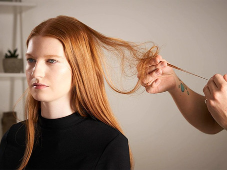 The Director's Edit - How to protect and prevent damaged hair.