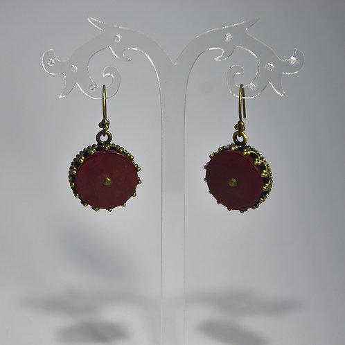 Boucles d'oreilles 1744