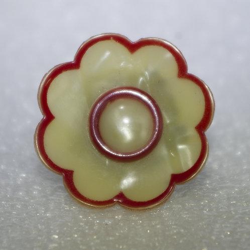 Bague bouton 1804
