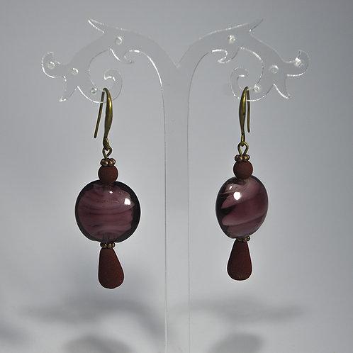 Boucles d'oreilles 1741