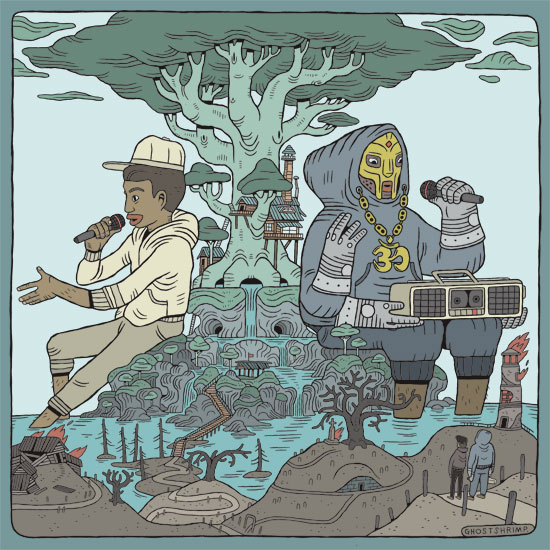 MF DOOM / BISHOP NEHRU