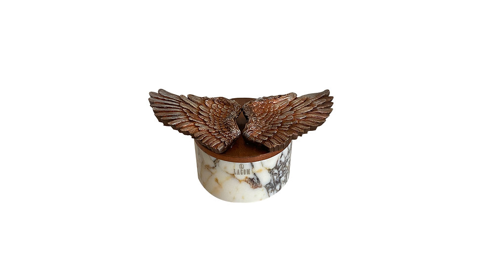 Pure Marble Series Aromatic Candle Bronze