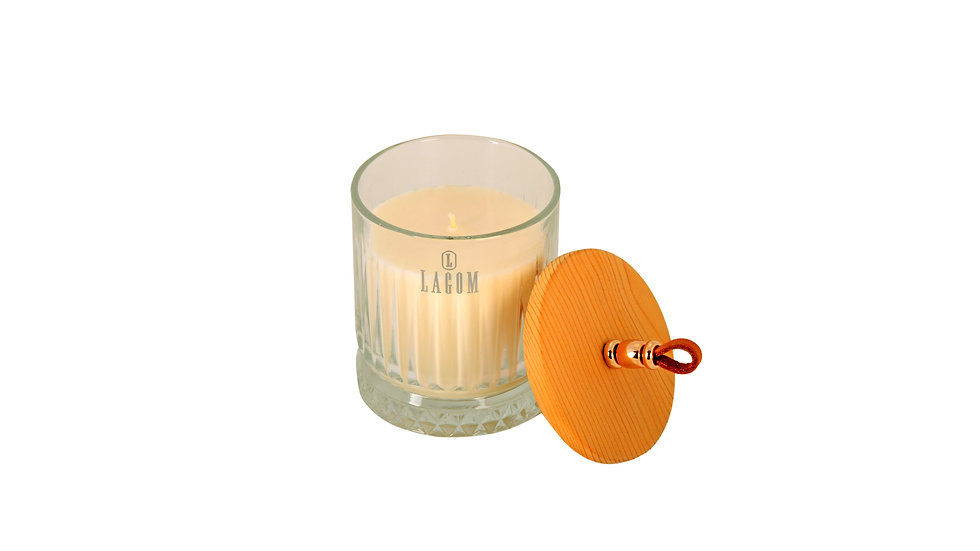 Crystal Minimal Candle