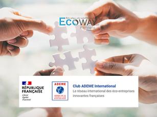 Ecoway Partners, adhérent au Club ADEME International