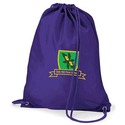 Oakhill  School Gym Bag