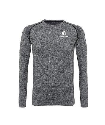 Mens Seamless Pro Long Sleeve T-Shirt