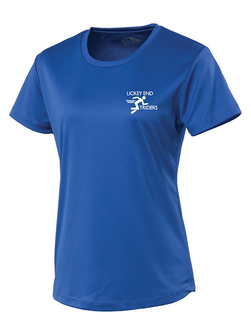 Lick End Striders T shirts Front Ladies