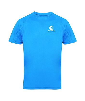 Men's Panelled Tech T-Shirt