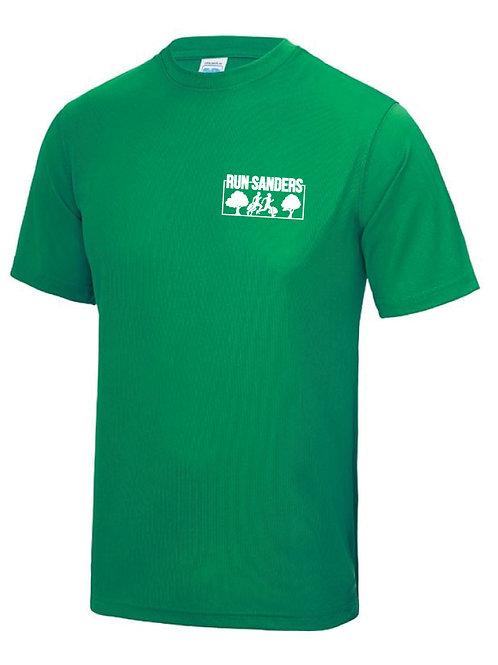 Run Sanders T shirts Front Men