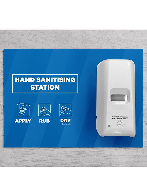 Wall Mounted Hand Sanitiser