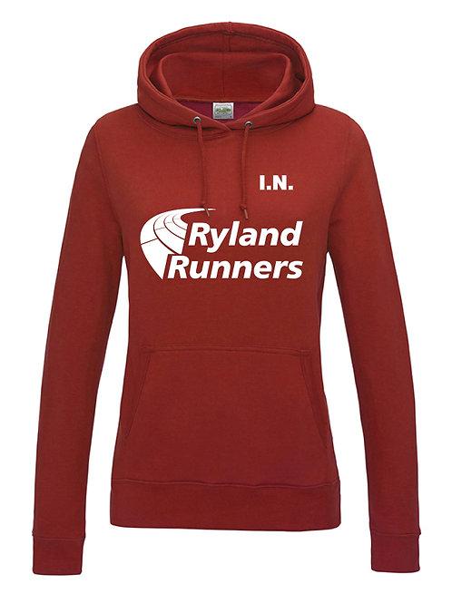 Ryland Runners Hoodies Ladies