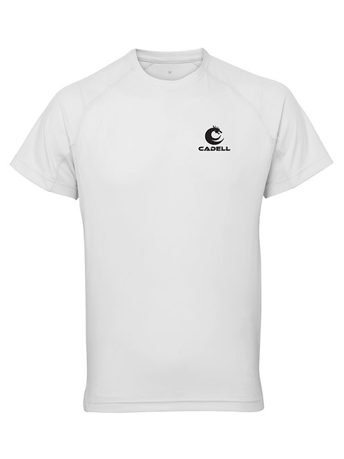 Panelled Tech T-Shirt