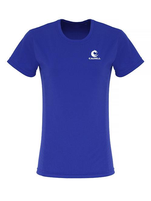 Embossed Tech T-Shirt