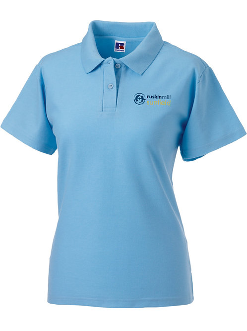Sunfield Polo Shirt Ladies Fit