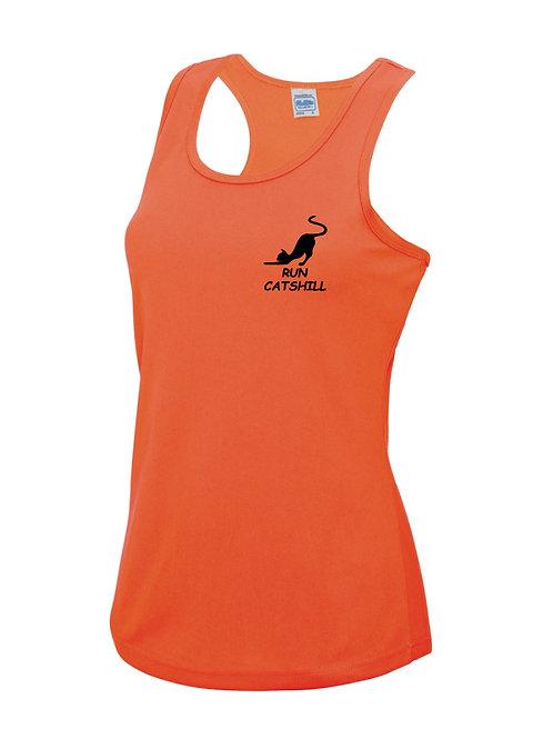 Run Catshill Vest Ladies