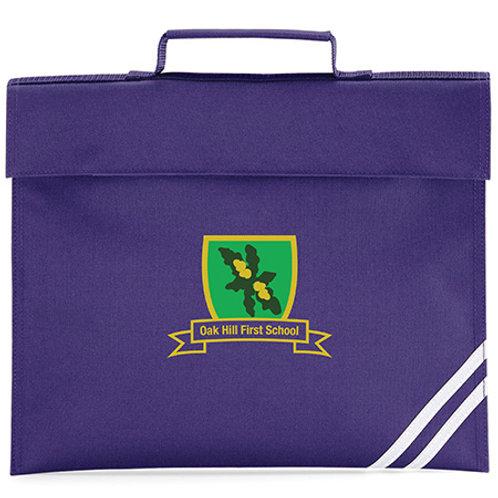 Oakhill  School Book Bag