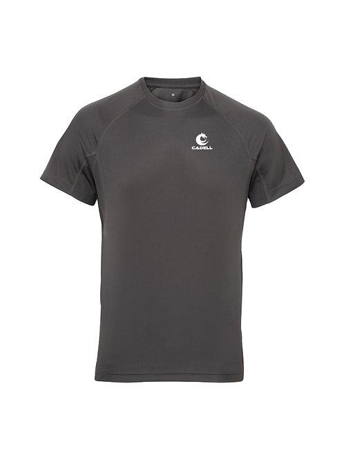 Panelled Tech T-Shirt