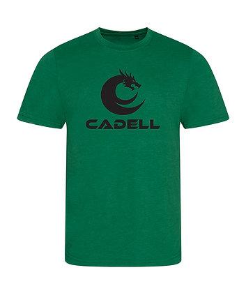 Triblend Printed T-Shirt