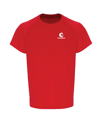 Men's Embossed Tech T-Shirt