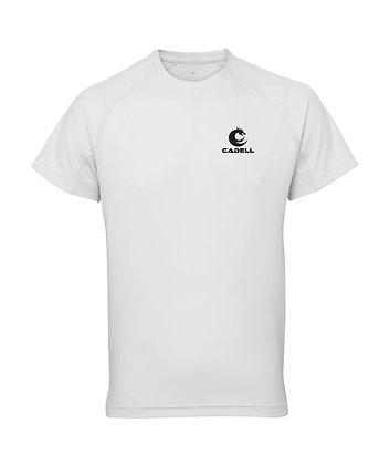 Men's Embossed Tech T-Shirt
