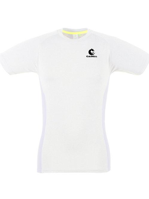 Slim Fit Panelled T-Shirt