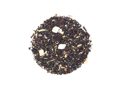 apricot & peach black tea