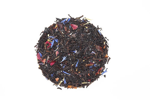 orchid black tea