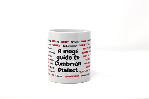 cumbrian dialect mug