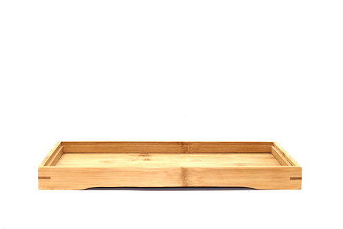 bamboo tea serving tray