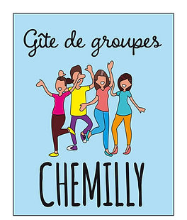 Séjour gîte de groupe Château de Chemilly