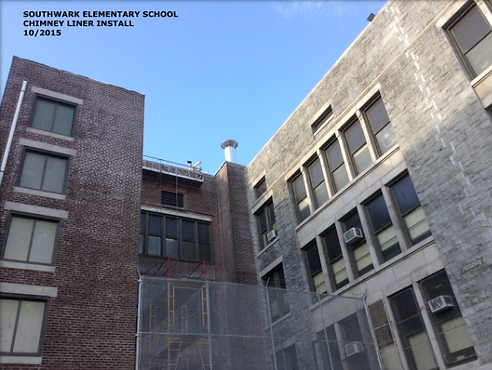 Southwark Elementary School – Mechanical Plant Replacement