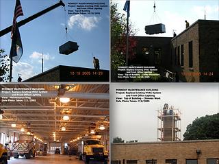Maintenance Building - New HVAC System