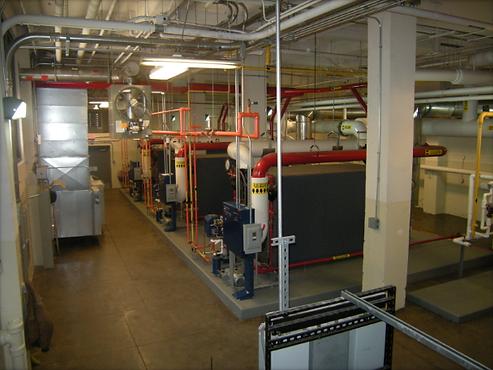 Theodore Roosevelt Middle School – Boiler Replacement & Asbestos Abatement