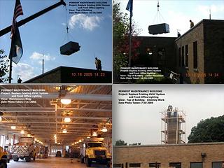 PennDot Maintenance Building  – New HVAC System