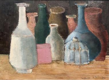 Leopold Haefliger, Pöldi Häfliger (1929 - 1988)